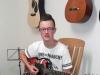 Chendo @ gitaarles Roermond