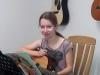 Julia @gitaarles Melick