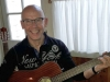 Wiel @ gitaarles Roermond